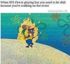 relate so hard #BTS #FIYAAAH
