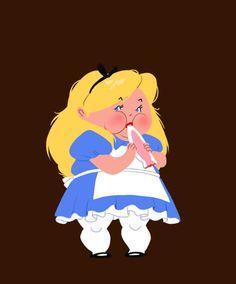 Princesas Disney Famintas