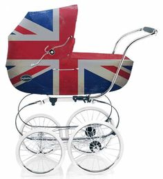 Royal Pram?  Oh, why not! [NOTE: My father said I could start looking for jobs next Monday! I hated those people at my previous job. I don't even talk about them, and have zero updates.]