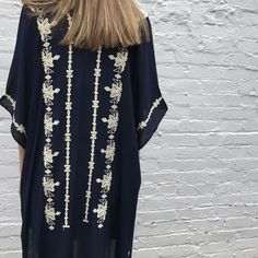 """When details count  """"Flower Bomb"""" kimono. Shop in store tomorrow 10-6.  FREE SHIPPING  Sanitystyle.com 440.893.9279 sales@sanitystyle.com  to order or shop in store    #sanitystyle #sanitychagrinfalls #shoplocal #chagrinfalls #shopchagrinfalls #boutique #freeshipping #cleveland #clevelandfashion #clevelandstyle #style #shop #cle #thisiscle #love #selloninsta #instasale #fashionpost #beautiful #picoftheday #shopping #shopaholic #retailtherapy #instaboutique #spring #springstyle  #newarrivals…"""