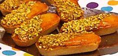 Pistachio Frangipane Tarts Frangipane Tart, Pistachio, Tarts, Goodies, Homemade, Touch, Baking, Vegetables, Luxury