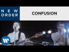 New Order - Confusion [OFFICIAL MUSIC VIDEO] - YouTube