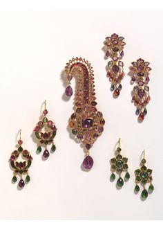 Gem Palace of Jaipur gem 5 large - Harry Fane Vintage Cartier