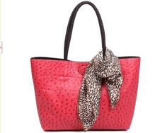 Ostrich lines design top brand oppo lady fashion popular  on sale handbag free shipping on AliExpress.com. $47.99