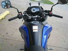 Used 2013 Suzuki V-Strom 650 ABS Motorcycles For Sale in Iowa,IA. 2013 Suzuki V-Strom 650 ABS, Only 1,675 Miles!!! 2013 Suzuki V-Strom 650 ABS Last year, Suzuki introduced the redesigned V-Strom 650 ABS that focused on more than comfort. It enhanced the running performance and in-town versatility of the popular V-Strom brand.This one has Givi bags that have been added to it. It also has highway pegs, and a cell phone charger on it!! The 650cc, v-twin engine features outstanding performance…