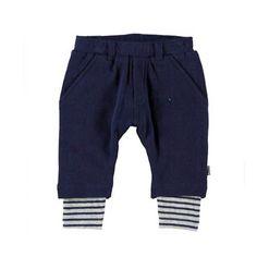 New in : imps & elfs blue fleece pants
