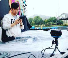 Nos @kodakpixpro sont ready ! #XXIIGROUP #XXII #virtualreality #vr #camera360 #future #robot #microsoft #hololens #htc #vive #htcvive #360xperience #360vr #art #gopro  #360rig #virtualreality #vr #travel #oculus #oculusrift #googlecardboard #samsung #samsunggearvr #gearvr #film #production #360video