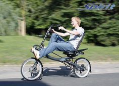 Spirit. Das exklusive Fahrrad für Genussradler