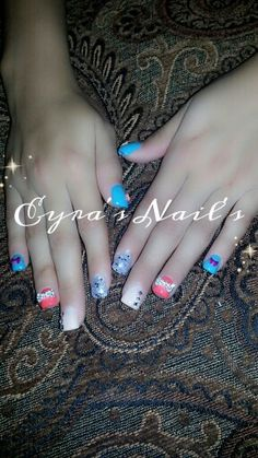 $20 Dlls   nails for girls