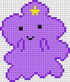 Dantdm Perler Bead Pattern Bead Sprite Perler Beads