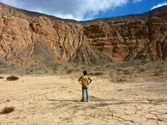 Death Valley - Hike Down Ubehebe Crater in Death Valley | One Cool Thing Every Weekend