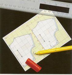 Patrón y costura : La escala de patrones