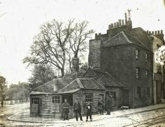Highgate Forge, Highgate Street.  Although the page is Russian, it has some remarkable photographs of old London.