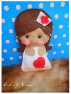 Two beautiful nurses dolls♡♡