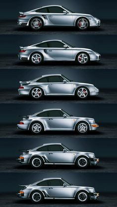 Porsche 911 Turbo History (1975 - 2008) The evolution of the classic 911 body style is remarkable. Not only has this car lasted for such a long time, but it continues to be a popular and relatively affordable sports car for the real car enthusiast