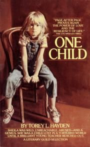 One Child - Torey's first book. This lady is an amazingly inspirational writer and teacher. Her incredible stories about how she has unlocked troubled children with a massive variety of backgrounds is truly incredible. She inspired me to go on and complete my Master of Education degree, specialising in Special Needs.