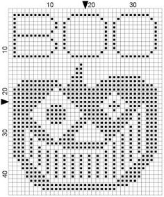 The Stitcherhood: Another Halloween Cross Stitch Freebie!
