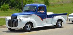 ◆Custom Chevy Pick-Up Truck◆