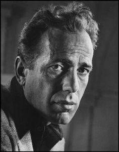 Philippe Halsman - Humphrey BOGART