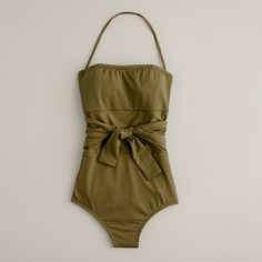 @Cara Schramm - Since you were looking for cute bathing suits, this one seems cutely vintage.