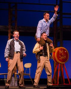 Dogfight: The Musical | Photo by Keith Walters '11. HAPPY OPENING NIGHT, FRIENDS!!!