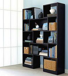Puzzle Bookcases Connectors CrateBarrel 2007 379