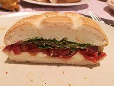 Panino gourmet Sandwiches, Food, Gourmet, Essen, Meals, Paninis, Yemek, Eten