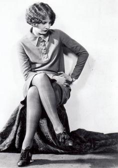 "marthaivers: "" Barbara Stanwyck, 1926 """