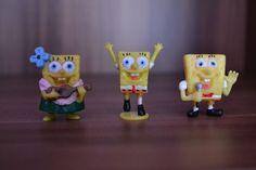 Ü-Ei Figuren SpongeBob Schwammkopf