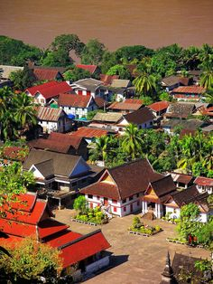 Luang Prabang | Laos (by © Kelly Harmon)