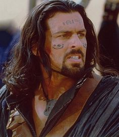 Oded Fehr - As the Gorgeous Ardeth, in the Hit Movie, The Mummy, 1 & 2 Mummy Movie, I Movie, Oded Fehr, Resident Evil 2, Cinema Tv, Photo Editor, Gorgeous Men, Actors & Actresses, Sexy Men