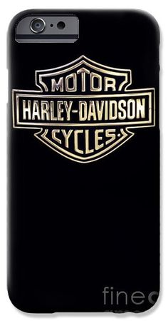 Harley Davidson Motor Cycles Cover iPhone 6 Case