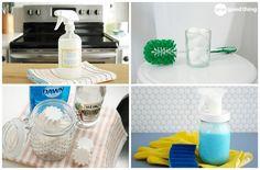 13 Of The Very Best Homemade Cleaners You Can Make - One Good Thing by JilleePinterestFacebookPinterestFacebookPrintFriendly