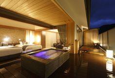 露天風呂付き客室に泊まる - 高級旅館・高級ホテルの予約ならrelux(リラックス)