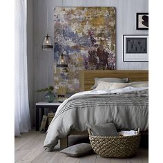 Pietra Bed Linens in Duvet Covers   Crate and Barrel