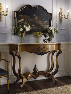 Mobili Andrea Fanfani from Italy. Console Captivation.