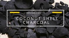 5 Amazing Uses of Coconut Shell Charcoal…