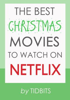 It& Christmas Movie season, and you know what that means? Time for my 2017 recommendations for best Christmas movies to watch on Netflix! Best Holiday Movies, Xmas Movies, Movies To Watch, A Christmas Story, Simple Christmas, Family Christmas, Christmas Ideas, Christmas Games, Christmas Crafts