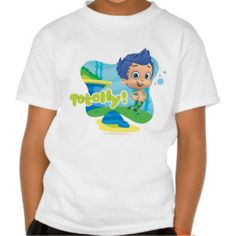 Totally! Gil Tshirts | Nickelodeon Bubble Guppies Tshirts and Gifts