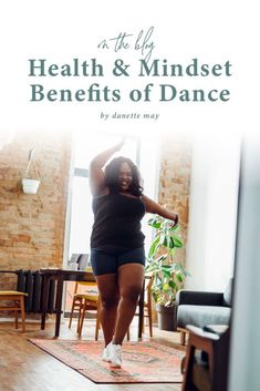 It doesn't matter if you're a pro or if you have two left feet, dancing is downright fun. But it's not just fun, it's great for you, too! If you love to dance, sashay this way to learn more about how it's helping you, body and mind!