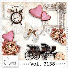Vol. 0138 - Vintage Mix  by Doudou's Design  #CUdigitals cudigitals.com cu commercial digital scrap #digiscrap scrapbook graphics