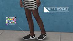 Onyx Sims : Child Nike Roshe.