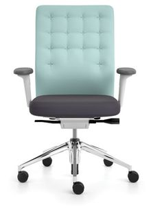 maybe light blue on the back and grey on the bottom blue task chair office task chairs