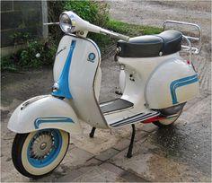 1964 GS 160 series 2 Vespa