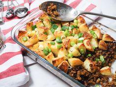Lentil, Mushroom + Potato Pie | Gluten Free – Like A Vegan