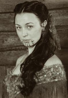 Robin McLeavy as Eva in Hell On Heels