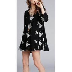 "Spotted while shopping on Poshmark: ""Free People Emma's Tunic Dress""! #poshmark #fashion #shopping #style #Free People #Dresses & Skirts"
