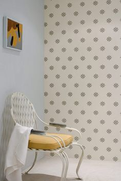 Brockhampton Star is from the Papers 5 collection, a collection of block printed papers, produced by us in the traditional manner using only our finest water based paints. Available in 16 colourways.