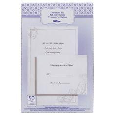 Wedding Invitation Kits Walmart as best invitation ideas