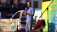 Wer hat hier Pressefreiheit? - Rico Albrecht beim Tag der Wahrheit in Mainz Kollektiv, Times Square, Travel, Mainz, Freedom, Interesting Facts, Politics, Viajes, Destinations